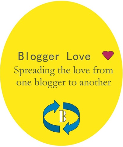 Blogger love button heart