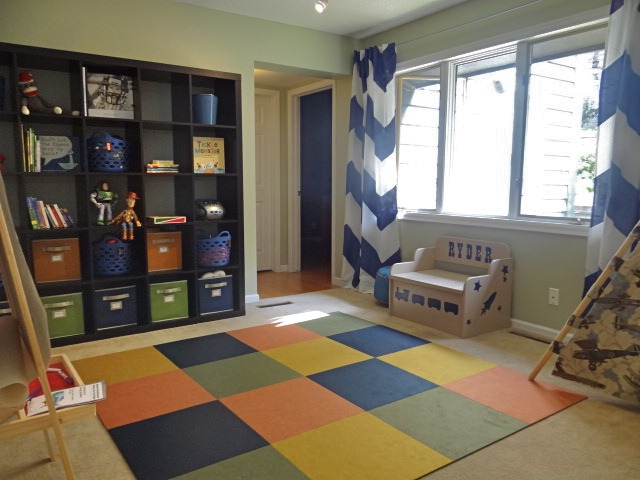 One project play room