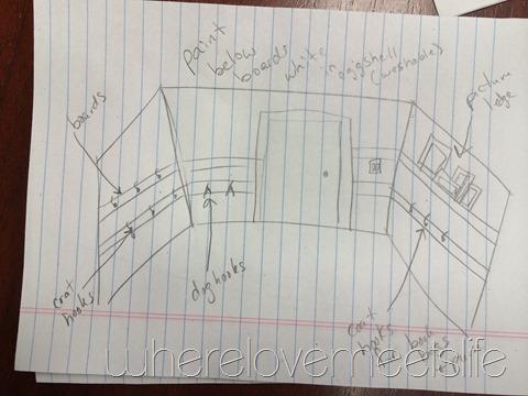 entry sketch